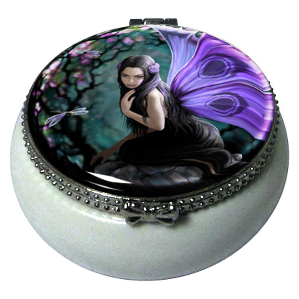 Naiad Fairy Trinket Box