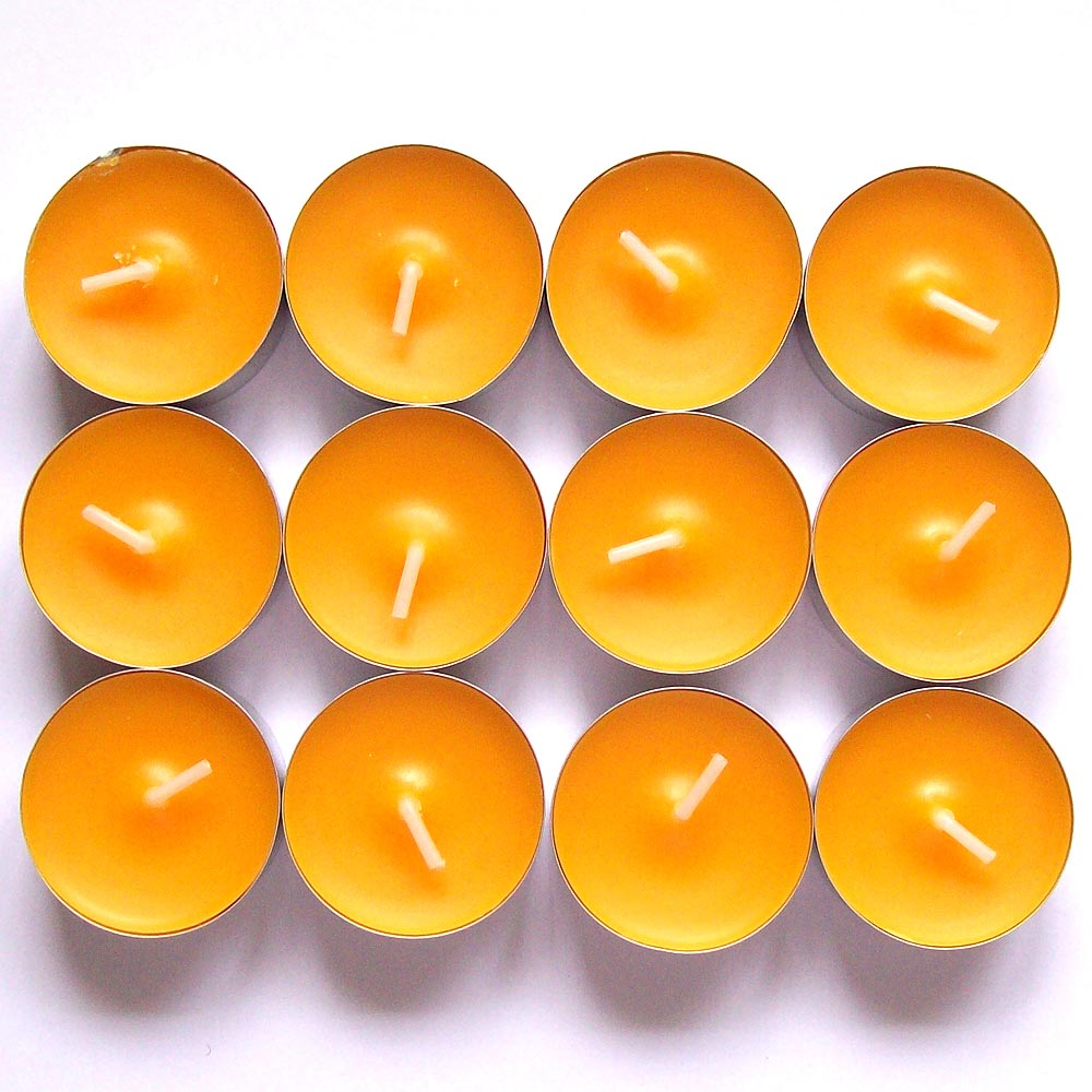 Exotic Mango Tea Lights x12