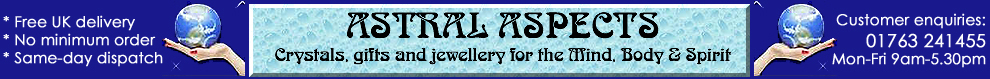 Astral Aspects - Crystals, Gifts & Jewellery for the Mind Body and Spirit