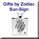 Gifts by Zodiac Sun Sign
