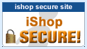 This is a secure shopping site which uses SSL encryption - hosted and powered by Ishop