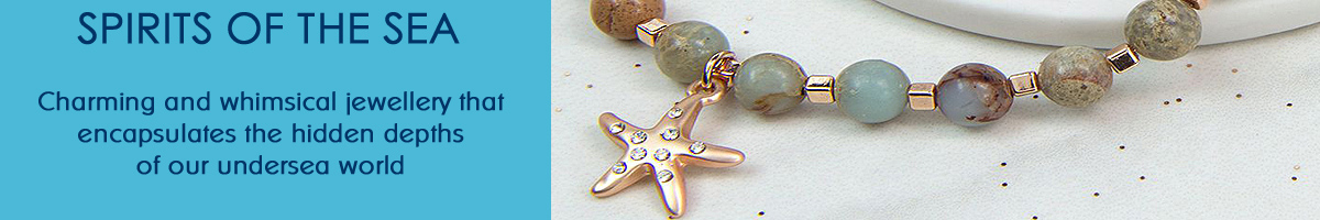 Spirits of the Sea Jewellery Collection