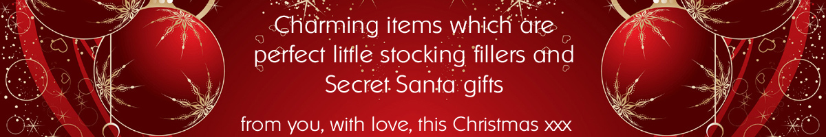 Christmas Stocking Fillers and Secret Santa Collection