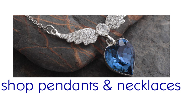 Shop Pendants and Necklaces