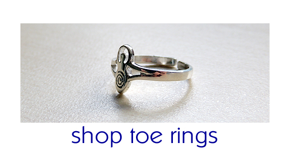 Shop Toe Rings