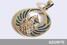 Take a look at our Azurite Collection