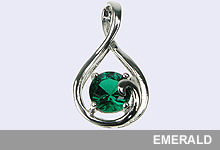 Take a look at our Emerald Collection