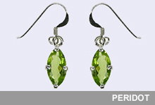 Take a look at our Peridot Collection