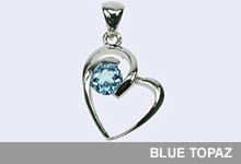 Take a look at our Blue Topaz Collection