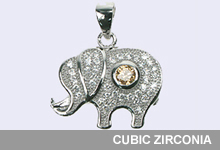 Take a look at our Cubic Zirconia Collection