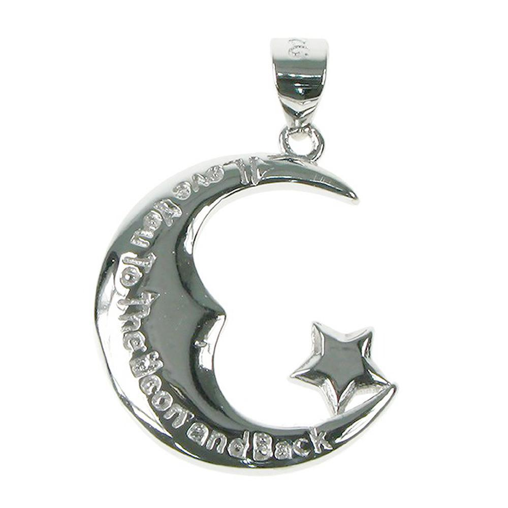 Astral Aspects® Sterling Silver Handfasting Pentagram Pendant 01QTyJ8p
