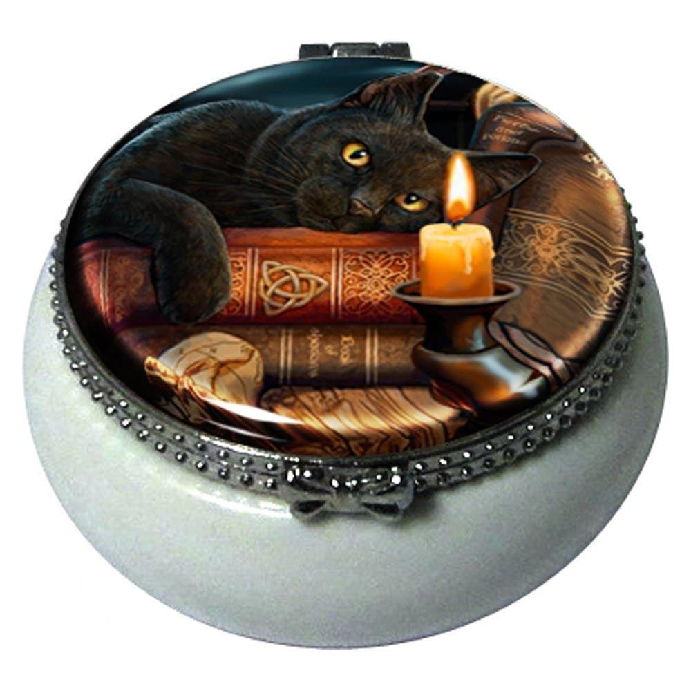 The Witching Hour Trinket Box