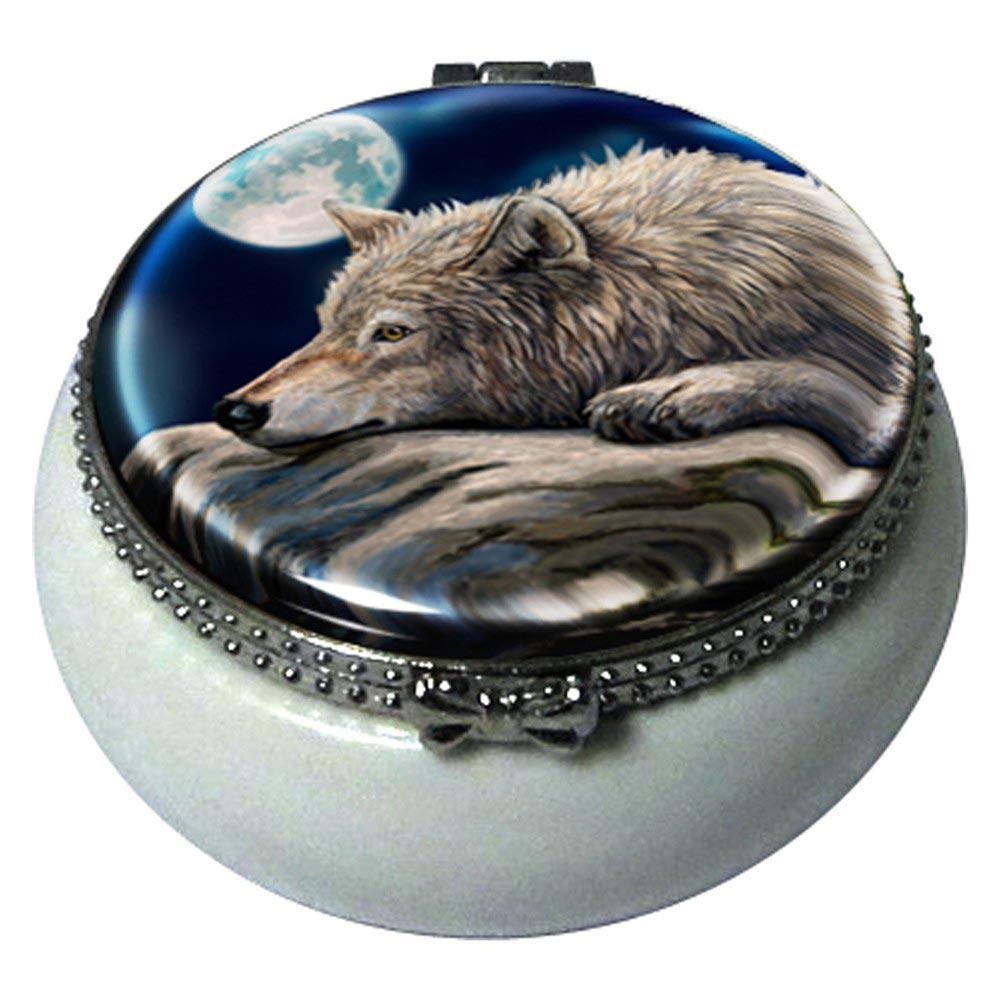 Quiet Reflection Trinket Box