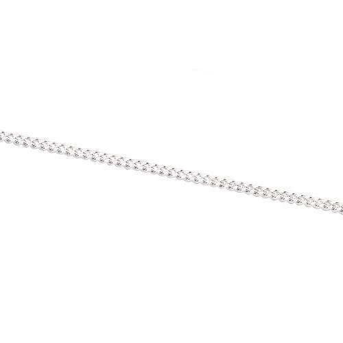 18 inch Sterling Silver Curb Chain