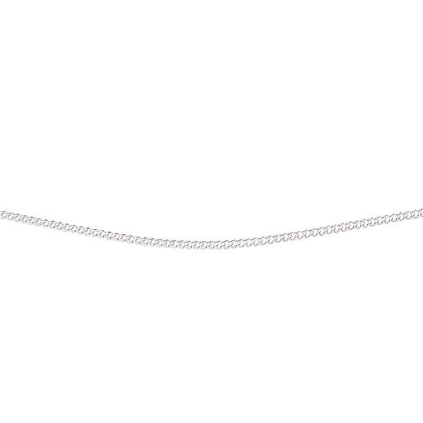 16 inch Sterling Silver Curb Chain