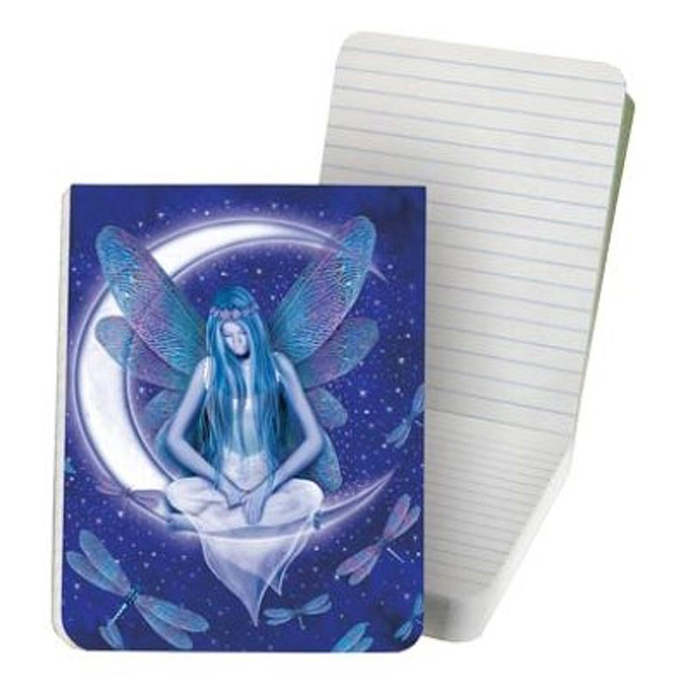 Moon Fairy Notepad/Jotter