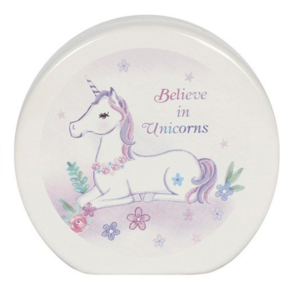 Believe In Unicorns Money Box [Design B]