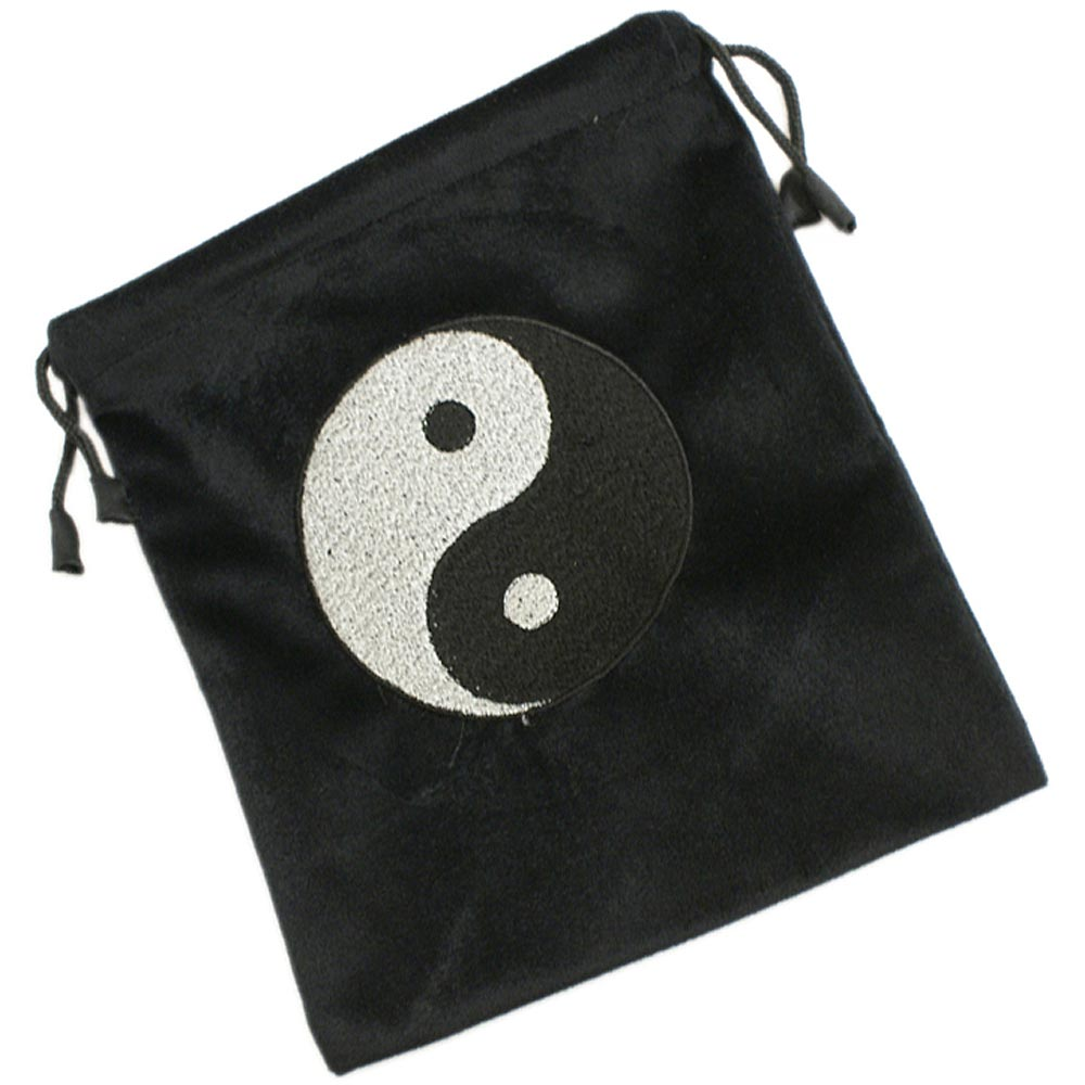 Yin Yang Tarot Card Bag